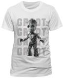 Guardians of the Galaxy Vol. 2 - Photo Groot Vêtement