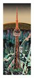 The Tower (night) Edição limitada por  HR-FM