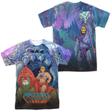 Masters Of The Universe- Protecting Grayskull (Front/Back) Shirts