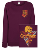Womens: Harry Potter - House Gryffindor Skjorter