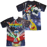 Voltron- Far Universe Defender (Front/Back) T-shirts