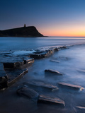 A View of the Ledge at Kimmeridge Photographic Print by Chris Button