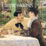 Impressionists - 2018 Calendar Calendriers
