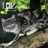 Cat Lovers - 2018 Mini Calendar Kalenders