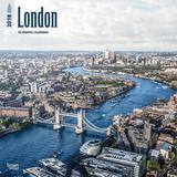 London - 2018 Calendar Kalenterit