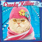 Cranky Kitties - 2018 Mini Calendar Kalenders