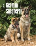 German Shepherds - 2018 Planner Kalenders