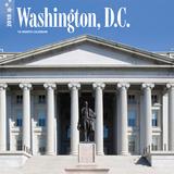 Washington, D.C. - 2018 Calendar Calendários