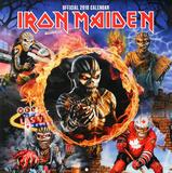 Iron Maiden - 2018 Calendar Calendriers