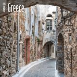 Greece - 2018 Calendar Kalendere