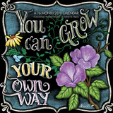 You Can Grow Your Own Way - 2018 Mini Calendar Kalenders