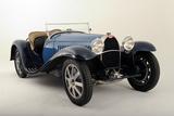 Bugatti type 55 1932 Valokuvavedos tekijänä Simon Clay