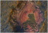 NASA: Layers And Dark Dunes, Mars Kunstdrucke