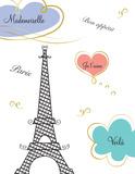 April in Paris - 2018 Planner Kalenders