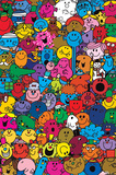 Mr. Men & Little Miss - Many Miss & Men Foto