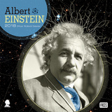 Einstein Faces - 2018 Calendar Kalenders