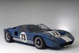 Ford GT40 Daytona prototype 1965 Valokuvavedos tekijänä Simon Clay