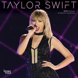 Taylor Swift - 2018 Mini Calendar Calendriers