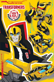 Transformers Robots In Disguise - BB Transforms Poster