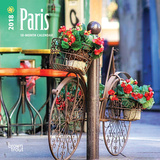 Paris - 2018 Mini Calendar Calendarios