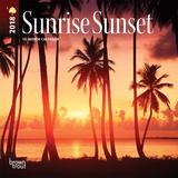 Sunrise Sunset - 2018 Mini Calendar Kalenders