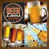 Beer Lovers - 2018 Calendar Kalendere