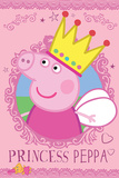 Peppa Pig - Princess Peppa Plakater