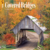 Covered Bridges - 2018 Calendar Kalenders