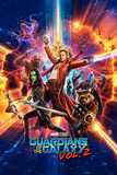 Guardians Of The Galaxy Vol. 2 - One Sheet Plakater