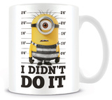 Despicable Me 3 - I Didn't Do It Mug Taza