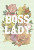 Boss Lady Posters