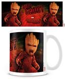 Guardians of the Galaxy Vol. 2 - Angry Groot Mug Krus