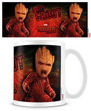 Guardians of the Galaxy Vol. 2 - Angry Groot Mug Tazza