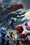 Power Rangers Movie - Charge Plakater