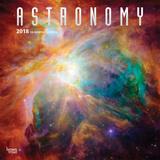 Astronomy - 2018 Calendar Kalenterit