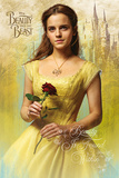 Beauty And The Beast Movie - Belle Print