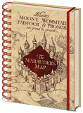 Harry Potter - Marauder's Map Notebook Notebook