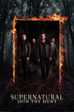 Supernatural - Burning Gate Stampa
