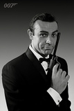 James Bond - Connery Tuxedo Prints