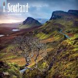 Scotland - 2018 Calendar Calendriers