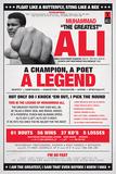 Muhammad Ali - Vintage Posters