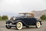 Ford 18 Deluxe Roadster 1932 Valokuvavedos tekijänä Simon Clay