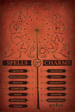 Harry Potter - Spells & Charms Posters