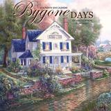 Bygone Days - 2018 Mini Calendar Kalenders