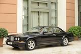 Bentley Continental 2001 Valokuvavedos tekijänä Simon Clay