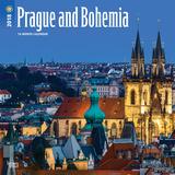 Prague and Bohemia - 2018 Calendar Kalenders