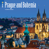 Prague and Bohemia - 2018 Calendar Calendarios