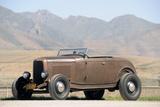Ford Rodriguez Roadster Custom 1932 Valokuvavedos tekijänä Simon Clay