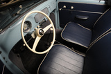 VW Beetle 1957 Valokuvavedos tekijänä Simon Clay