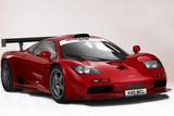 1996 Mclaren F1 GTR Fotografisk trykk